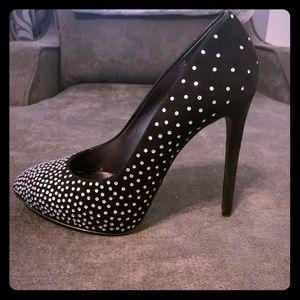 """Dolce Gabbana black 5"""" heels"""